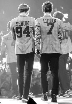 Sehun & Luhan #exo