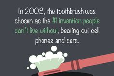 5 Fun Facts about toothbrushes, Dentist Redmond Washington. Redmond Signature Dentistry 7502 164th Ave NE #A-135 Redmond, WA 98052 Phone: 425-883-1253 Email: appointments@redmonddentistry.com