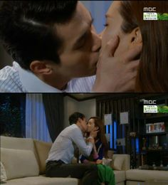 Cha Jae Wan (Lee Dong Wook) y Ah Mo Ne (Lee Dae Hae) - Hotel King