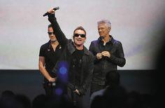 Musiek online Die Burger : Kunstenaars 'kan maak soos U2'