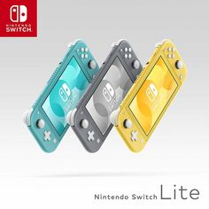 Nintendo Switch Lite supports all Nintendo Switch software that can be played in handheld mode. As a dedicated handheld gaming device, Nintendo Switch Lite does not support output to a TV. Mario Bros, Mario Kart 8, Super Smash Bros, Super Mario World, The Legend Of Zelda, Nintendo Eshop, Nintendo 3ds, Mega Man, Bayonetta