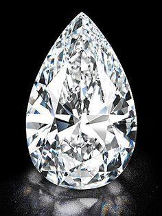 Diamonds, Harry Winston Legacy Diamond 101.73カラットの無色透明・完全無傷の新品ダイヤモンドが史上最高価格の2670万ドル(約27億円)で落札された。2014年