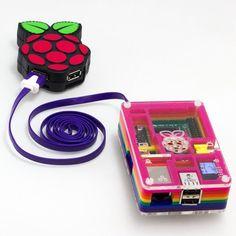 PiHub, un hub fabricado especialmente para la Raspberry Pi - Raspberry Pi