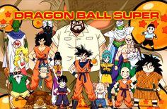 Dragon Ball Super http://www.videosdegoku.net/noticias-sobre-la-nueva-serie-dragon-ball-super será la nueva serie de Dragon Ball. Continuará la historia de Goku y sus amigos después de acabar con Maji Buu. Una buena noticia para todos los seguidores de esta serie de animación