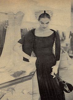 Charm Magazine June 1955.