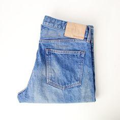 【Men's&Ladies'】ordinary fits / 5pocket ankle denim : used