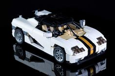 """""""My Koenigsegg CCX retake.. My photography sucks big time. Luckily I met a skillful individual who take photography into art and retake this moc one more time...   Photo credit to Wacky Benedicto..."""" by geraldcacas: Pimped from Flickr"""