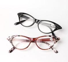2016 Reading Glasses For Women Fashion Glasses Frame Gafas Oculos De Grau Eyewear Cat Design