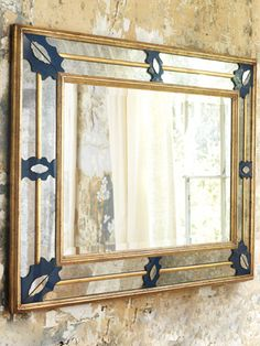 Italian Mirror from Modern History