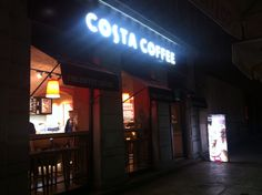 #costa #coffee