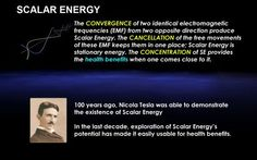 Scalar Energy & Tesla