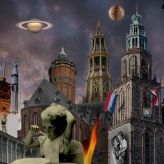 Rommert Boonstra Surrealism Photography, Photomontage, Fine Art, Collages, Painting, Inspiration, Biblical Inspiration, Collage, Collagen