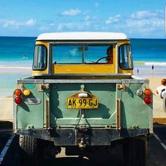 This pic from @alanjensen and shared by @land_rover_series_pics is making us want to take a road trip to somewhere warmer than the Chi! #defybags #landrover #landroverdefender #landroverseries #beachlife #beachlifestyle #beach #vsocam #truck by defybags This pic from @alanjensen and shared by @land_rover_series_pics is making us want to take a road trip to somewhere warmer than the Chi! #defybags #landrover #landroverdefender #landroverseries #beachlife #beachlifestyle #beach #vsocam #truck