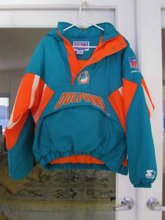 VTG Green Bay Packers Starter Jacket Large Satin Stitched Old ...