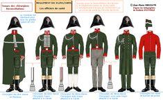 Servizio di sanità distaccato presso la Guardia Reale 1805