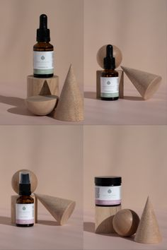 Natural Skincare Product Photography and Styling for Nourishe Natural Skincare. Roz McIntosh Photography and Styling. Natural, minimal, neutral asthetic.