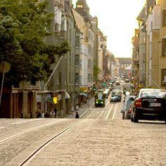 Fredrikinkatu, Helsinki