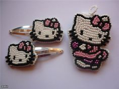 Kitty MK author, the author - Febi | biser.info - all about beads and beaded work