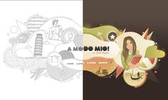 Carol Rivello - Com Design |  #comdesign
