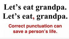 Misplaced Comma Examples | Your prose is easier to read when you properly use commas. If you help ...