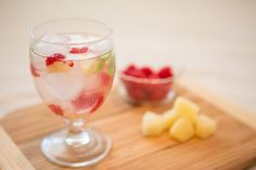 5 Infused Water Recipes to Improve Your Health | eHow