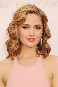 9 Hot Makeup Looks for Fall 2013 - Rose Byrne