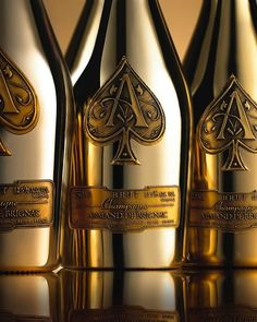 Armand de Brignac  World's best Champagne
