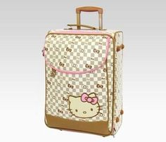 Resultado de imagen para hello kitty for travelers