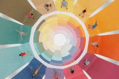 Framestore Worked on Spot from Yard NYC Creativity Online, Color Stories, Gap, Meet, Spring, Communication, Colors, Colour, Communication Illustrations