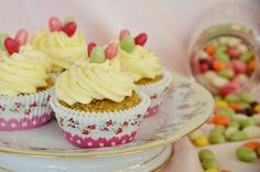 Mini Cupcakes, Kitchen, Desserts, Food, Simple, Tailgate Desserts, Cooking, Deserts, Kitchens
