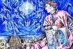 Nell'anno dantesco, una serie di libri esplorano il lato ermetico del poeta, con fondamenti più o meno validi. Ma appare più profondo il lavoro sulla sua critica economica Dante Alighieri, Waves, Artwork, Poet, Art, Culture, Work Of Art, Auguste Rodin Artwork, Artworks