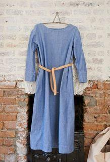 Beautiful Utility Dress - Sewing Pattern via Makerist.com   #sewingwithmakerist #sewingpattern #sewing #diy #dresspattern #dress