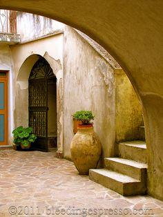 Gerace, Calabria, Italy by Michelle Fabio, via Flickr