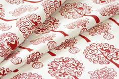 Orchard fabric designed by Caitlin Klooger