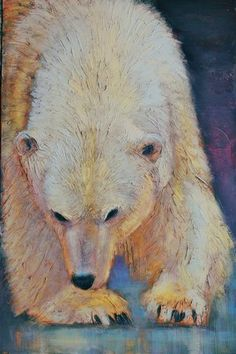 Bear paintings, bear art и animal paintings. Bear Paintings, Bear Illustration, Bear Photos, Bear Art, Wildlife Art, Art Plastique, Spirit Animal, Animal Drawings, Pet Birds