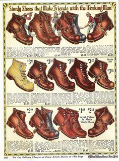 ed23d6da9ba8 Charles William Stores Fall Winter 1916-1917 Catalog