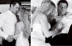 Fergie and Josh Duhamel sexy wedding photos.