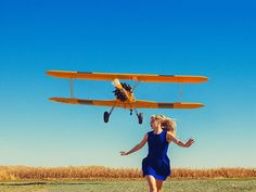"""Photography Provocateur Tyler Shields Shows """"Historical Fiction"""" in Los Angeles Tyler Shields, House Of Anubis, Plane Photos, Film Inspiration, Girl Running, Historical Fiction, S Pic, Artwork, Instagram"""