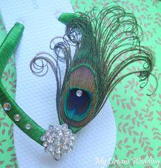 e1769afa9ba0 (Set of 7 pairs of flip flops) Bridesmaid Bridal Party