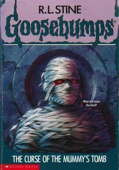 "A Definitive Ranking Of Every ""Goosebumps"" Cover By Creepiness"