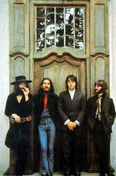 The Beatles Again last Photo Session's together as the Beatles