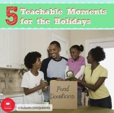 Teach kids about compassion and giving during the holidays with these tips.