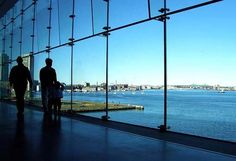 Boston Institute of Contemporary Art Inside Boston Art, Institute Of Contemporary Art, Boston Massachusetts, Art Museum, Travel Tips, Wanderlust, Explore, Water, Museum Of Art