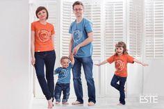 takie same koszulki dla całej rodziny/ matching outfit for whole family