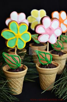 Turta dulce - CAIETUL CU RETETE Kids Meals, Good Food, Fun Food, Planter Pots, Xmas, Easter, Sweets, Candy, Plating