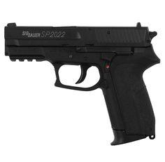 Pistola de Pressão SIG SAUER SP2022 4,5mm CO2 Find our speedloader now!  http://www.amazon.com/shops/raeind