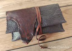 This item is unavailable Deerskin, Pouches, Upcycle, My Etsy Shop, Trending Outfits, Africa, Unique Jewelry, Handmade Gifts, Check