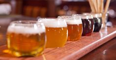 Craft beer at Atwater on Gore Creek, a brewmaster's haven.