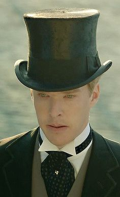 Benedict Cumberbatch, Parade's End, gif - Sir, your eyes are so mesmerizing