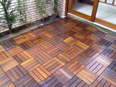 Image result for pictures of ipe tile decks